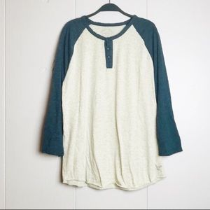 AEO Vintage Raglan Tee-Shirt